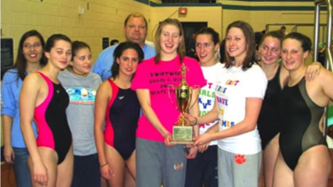 Girls Swimming and Diving 2006-2007